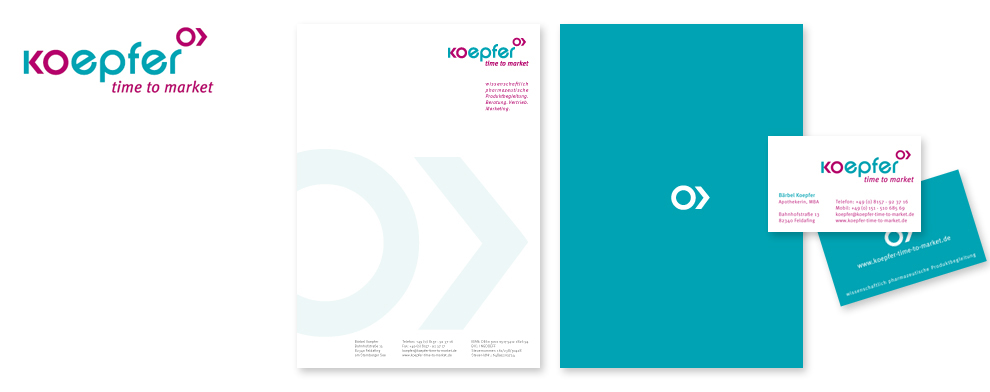 Pharma Corporate Design