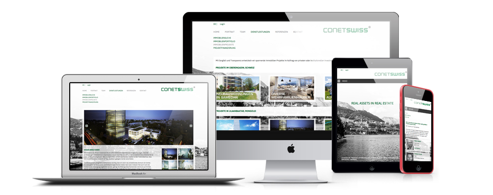 Website Immobilien