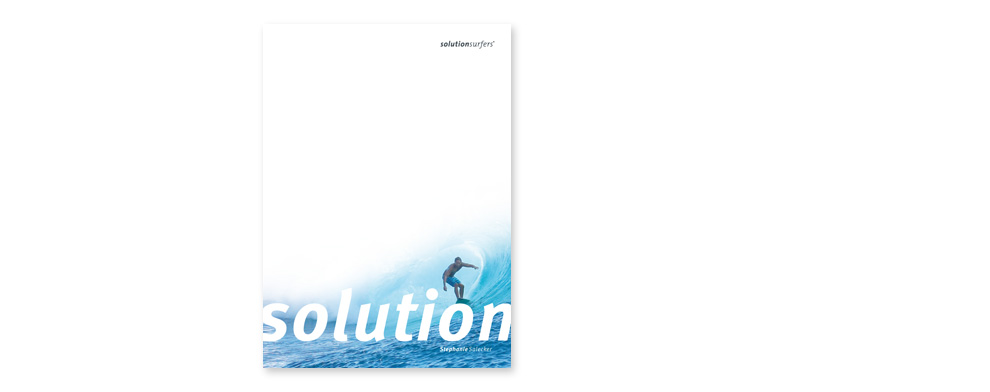 Solutionsurfers Pressemappe