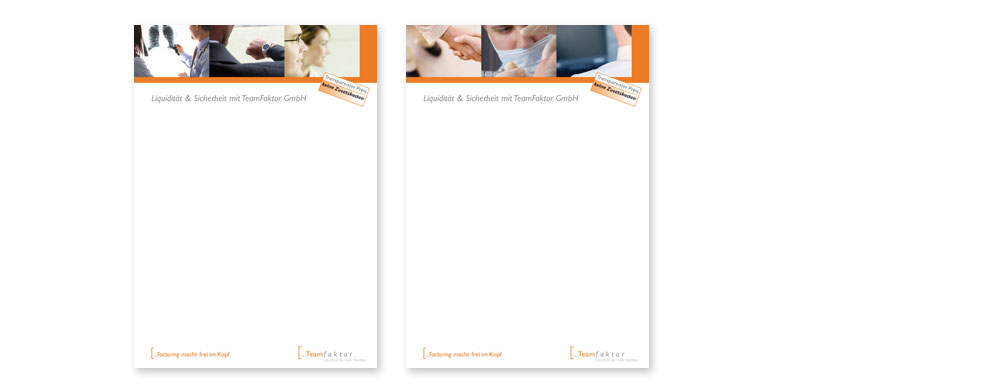 Factsheet Design